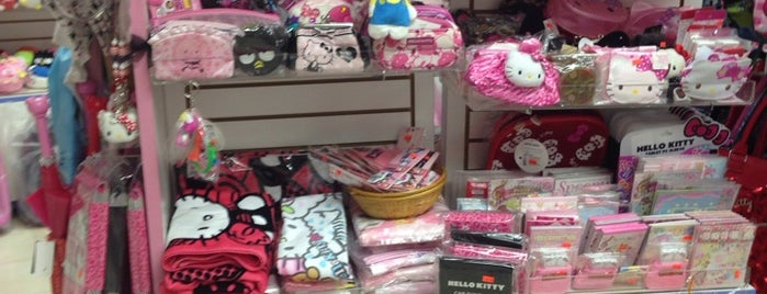 Sanrio Surprises is one of Hawaii Omiyage.