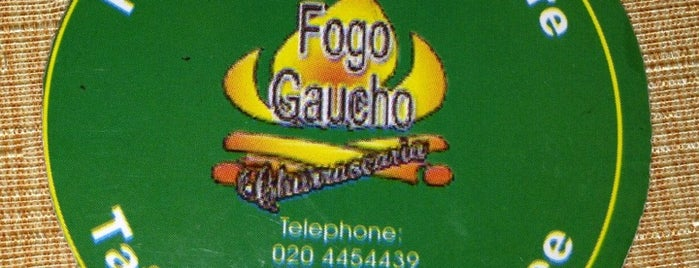 Fogo Gaucho is one of Lieux qui ont plu à _MK_.