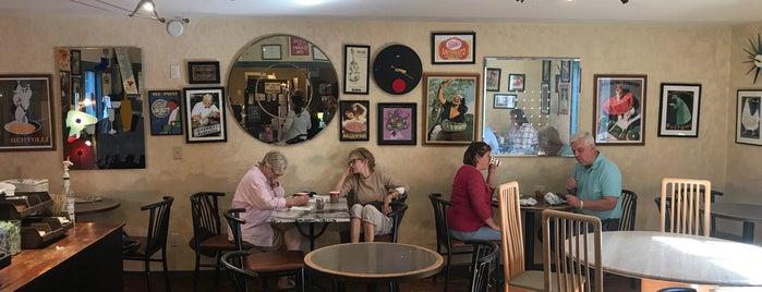 Cafe Alfresco is one of Posti che sono piaciuti a Jfff.