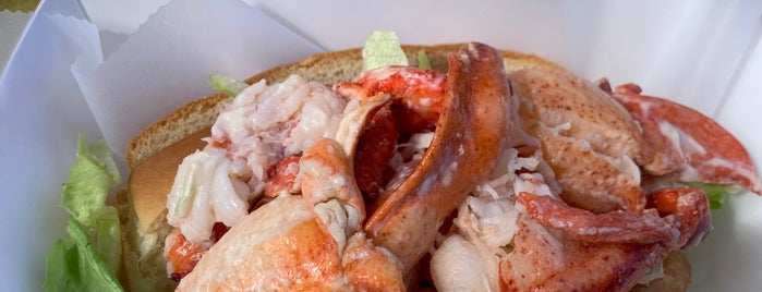 Macs Seafood Market Eastham is one of Lieux sauvegardés par willou.
