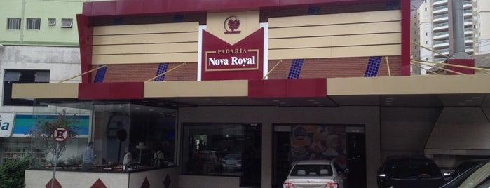 Padaria Nova Royal is one of Meus lugares.