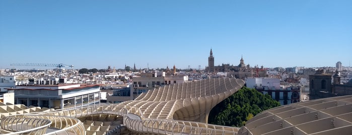 Metropol Parasol is one of i.am.'s Liked Places.