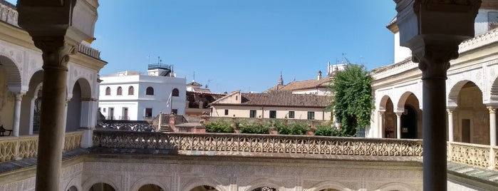 Casa de Pilatos is one of สถานที่ที่ i.am. ถูกใจ.