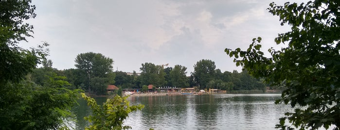Strandbad Weißensee is one of Berlin - To Do With Little Kids.