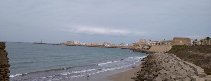 Playa Santa María del Mar is one of สถานที่ที่ i.am. ถูกใจ.