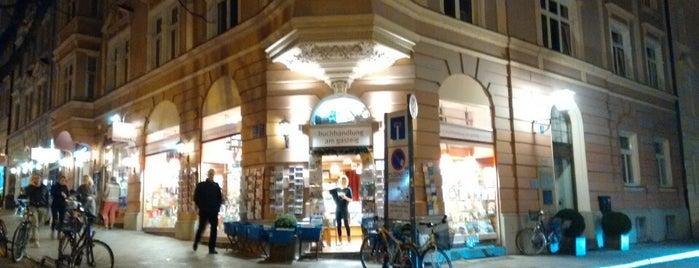 Buchhandlung am Gasteig is one of books of munich.