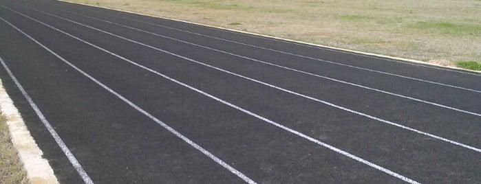 Dobbins Base Track is one of Marietta & Atlanta.