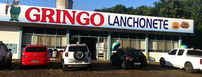 Restaurante do Gringo is one of Orte, die Luis Gustavo gefallen.