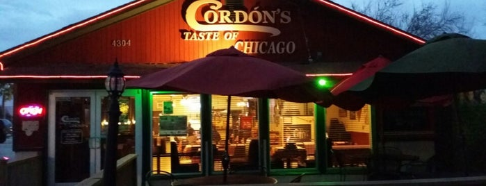 Cordons Taste Of Chicago is one of Posti che sono piaciuti a Leo.