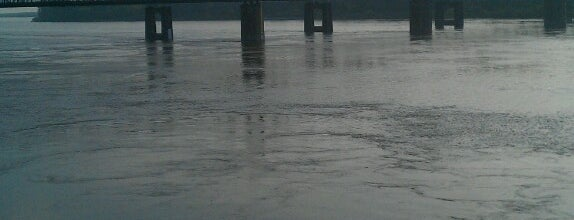 The Mighty Mississippi River is one of Tempat yang Disukai Devin.