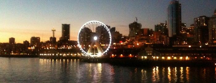 Seattle Waterfront is one of Seattle, WA.