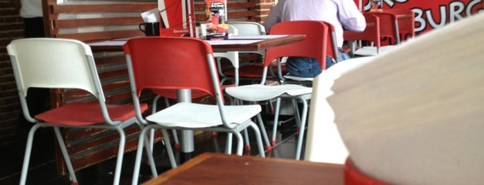Toro Burger is one of Mauricio 님이 좋아한 장소.
