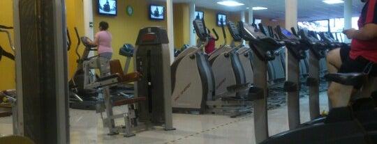Pacific Fitness is one of Tempat yang Disukai Ignacio.