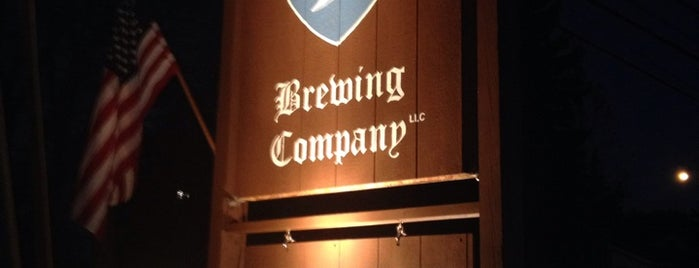 KBC Brewery & Beer Garden is one of Massachusetts Craft Brewers Passport.