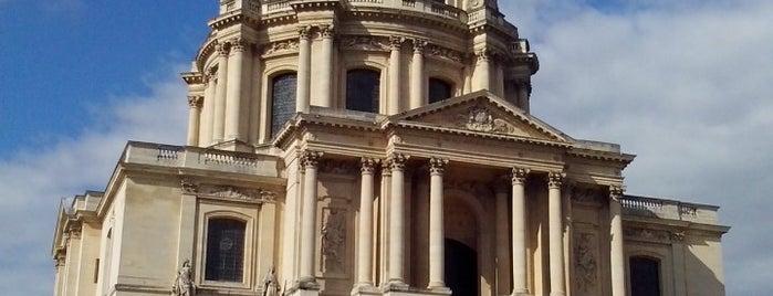 Hôtel National des Invalides – Musée de l'Armée is one of Bienvenue en France !.