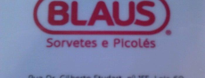 BLAUS Sorvetes e Picolés is one of Lieux qui ont plu à Alexandra.
