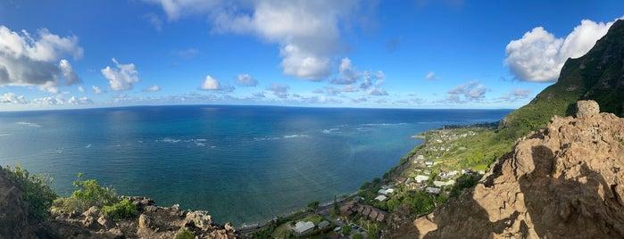 Crouching Lion Hike is one of Oahu.