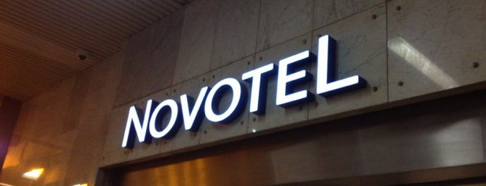 Hôtel Novotel Paris Tour Eiffel is one of Mikeさんのお気に入りスポット.