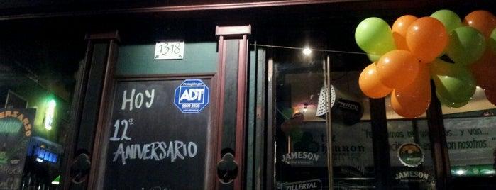 The Shannon Irish Pub is one of yuruguay.