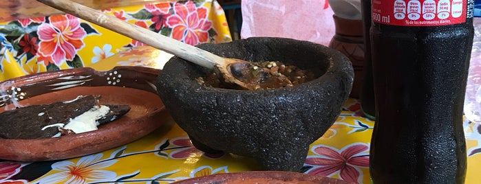 Las Tepozquecas is one of Tempat yang Disukai Mildred.