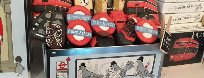 Biscuiteers Boutique is one of LDN to do.