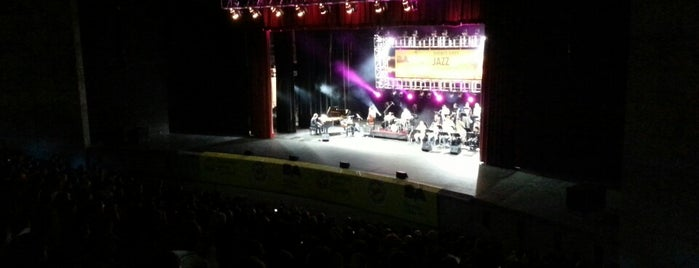 Festival Internacional Buenos Aires Jazz is one of Buenos Aires art/food/ cool places.