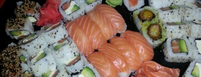 Unaghi Sushi Bar is one of BAires Restos.
