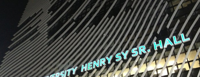 Henry Sy Sr. Hall is one of Shank 님이 좋아한 장소.