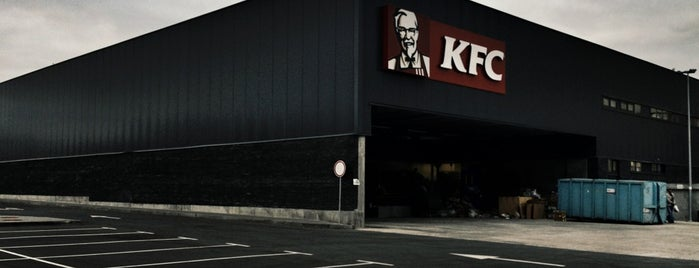 KFC is one of Lieux qui ont plu à Александр.