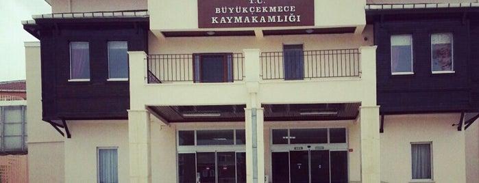 Büyükçekmece Kaymakamlığı is one of Mücahit'in Beğendiği Mekanlar.