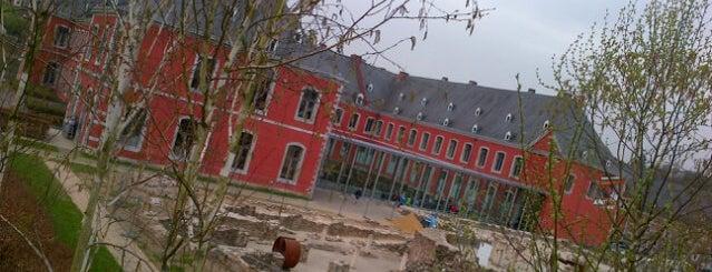 Stavelot is one of Tempat yang Disukai Jean-François.