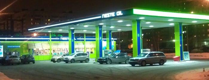 Neste Oil АЗС № 517 is one of Авто.