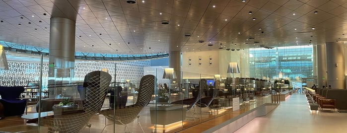 Al Mourjan Business Lounge is one of Orte, die SV gefallen.