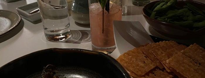 Katsuya is one of Dubai - Lunch.