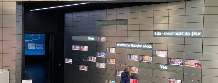 Geldmuseum der Deutschen Bundesbank is one of Best of Frankfurt am Main.