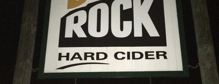 Bold Rock Cidery is one of NC.