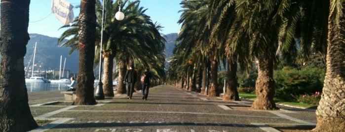 Passeggiata Morin is one of Italie.