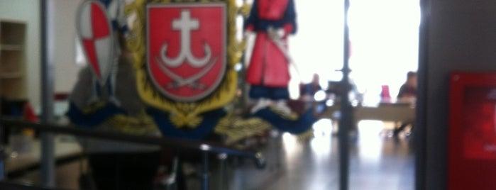 """Центр адміністративних послуг """"Прозорий офіс - Замостя"""" is one of Прозорий офіс - Вінниця."""