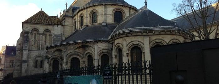 Musée des Arts et Métiers is one of Париж.