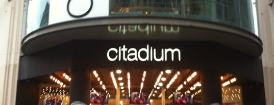 Citadium Caumartin is one of Lieux qui ont plu à Kevin.