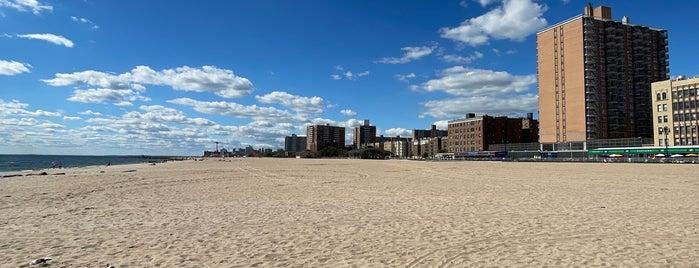 Brighton Beach is one of BS NY.