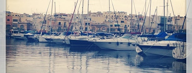 Msida Marina is one of Tempat yang Disukai Sonia.