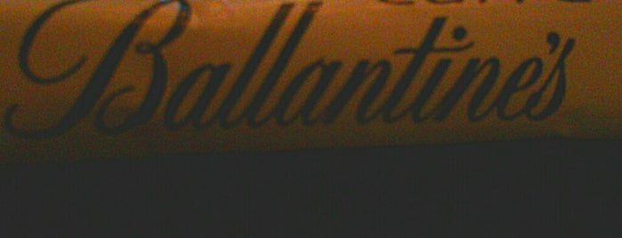 Ballantine's is one of Locais curtidos por Ivan.