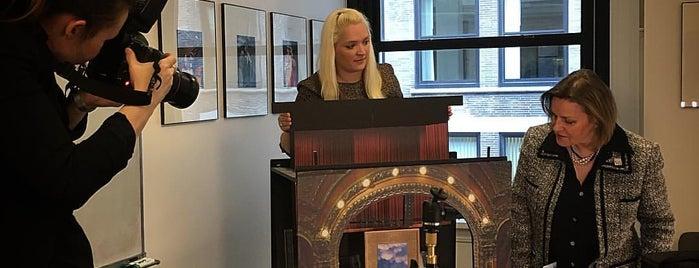 Boston Lyric Opera is one of Lieux qui ont plu à Julia.