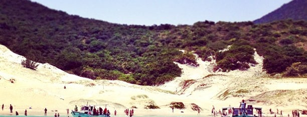 Praia do Farol is one of Viagens ::Arraial do Cabo.