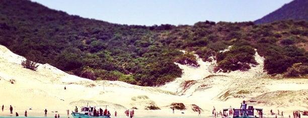 Praia do Farol is one of Mariana'nın Beğendiği Mekanlar.