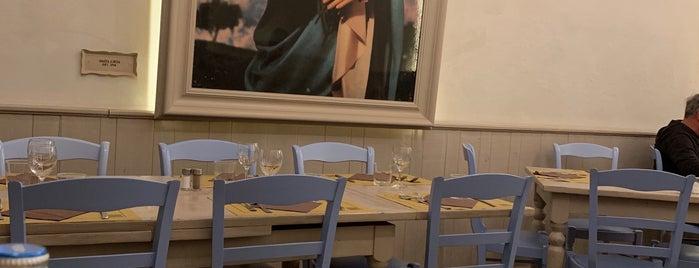 Osteria I Santi is one of Posti che sono piaciuti a Alessandro.
