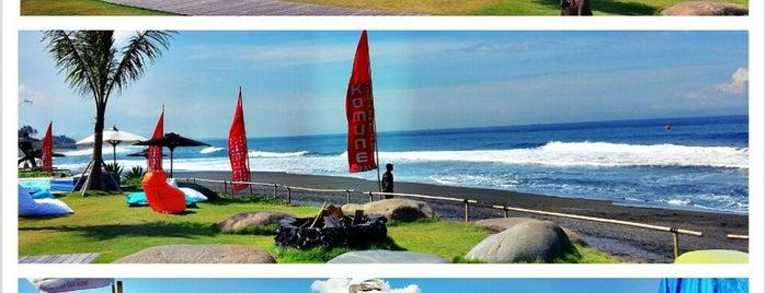 Komune Resort and Beach Club is one of Пляжные клубы.