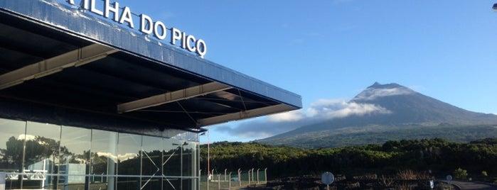 Aeroporto do Pico (PIX) is one of My airports.