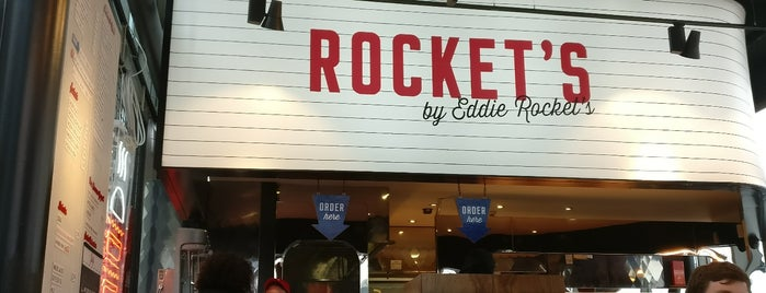 Rocket's is one of Dublin, Ireland.
